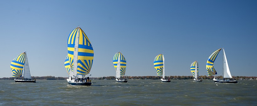Los mejores eventos de carreras de barcos de vela en el mundo para apostar